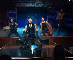 MAGIC MIKE  I so want to see this!