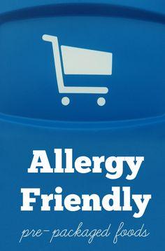 Allergy Friendly Pre