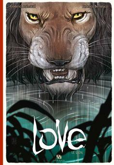 Love Le Lion -Ankama  Bertolucci/Brrémaud