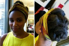 "We love girls that rock their natural style, ""Bianca's Natural Hair: Hairistocracy"""
