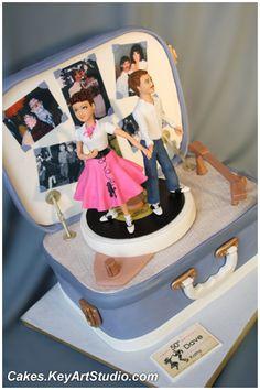 Old-Record-Player-Cake-V-03, via Flickr.