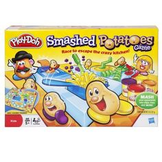 Play-Doh Smashed Potatoes Game by Hasbro, http://www.amazon.com/dp/B00433UY9C/ref=cm_sw_r_pi_dp_pymtsb1RN3ER1