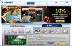 pendaftaran sbobet on line casino