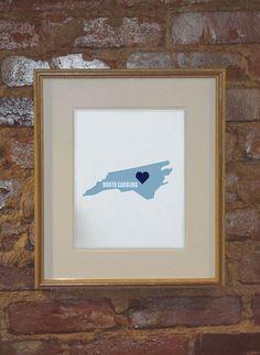North Carolina love