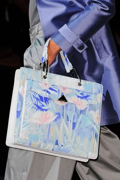 Accessories Trend Report Spring 2014: A New Canvas