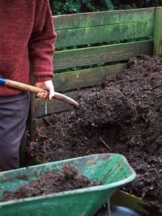 Is the veggie garden more your thing? Start with the soil. To create rich, fertile garden soil, consider a compost pile. You can turn vegetable and fruit scraps from the table, leaves, eggshells, coffee grounds and other materials into soil in a homemade bed or by purchasing a compost container. More soil tips --> http://www.hgtvgardens.com/vegetable-garden/how-to-start-a-vegetable-garden?soc=MGPN