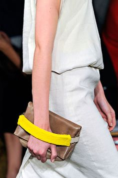 yellow band