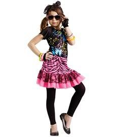 80S Pop Party Girls Costume « Clothing Impulse