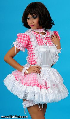 Annikka Gingham Maid