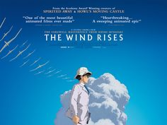 The Wind Rises - Trailer & Poster for Hayao Miyazaki's Farewell Masterpiece