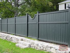 Privacy Fence Landscaping On Pinterest Fence Landscaping