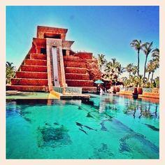 Who's ready to take a Leap of Faith? Atlantis Resort, Paradise Island - Bahamas http://www.atlantis.com/default.aspx