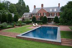Bruce Clodfelter and Associates, landscape design in Charlotte.
