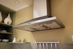 Zephyr Venezia wall range hood #kitchenproducts #DiscoverZephyr