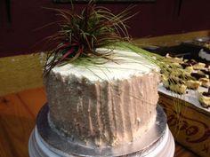 Wedding cake www.bakedgoodies.com