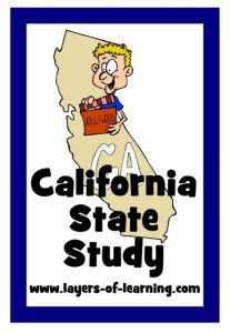 California state study for kids.
