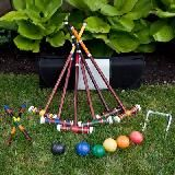 Fun family gift! Franklin Advanced Deluxe Croquet Set