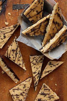 Nutter Butter Bark christmas baking, chocolate chips, nutter butter, candi, butter bark, sandwich cookies, chocolate peanut butter, treat, chocolate bark