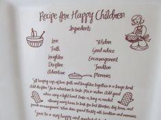 Wedding Parent Thank You Gift Platter Recipe