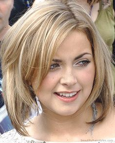 Love the colour... No sure if I can pull it off?  Too light?  celebrity hairstyles 2012: Charlotte Church hairstyle