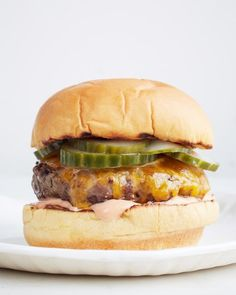 New Classic Burger Recipe