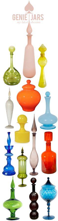 Genie Jars