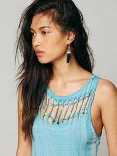 Free People Summer Lily Tank, $68.00
