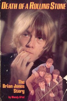 Death of a Rolling Stone: The Brian Jones Story: Mandy Aftel: 9780933328372: Amazon.com: Books