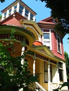 Hawthorne House, Portland, MS
