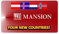 Players from Austria, Iceland, Norway and the Netherlands are now also eligible for the Mansion Poker No Deposit Bonus  --> http://www.no-deposit-poker-bonus.net/mansion-poker-no-deposit-bonus.html
