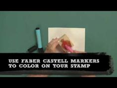 How to: Stamp in Multiple Colors #MichaelsStores