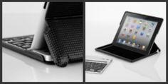 Zaggfolio, it's a Keyboard/Case for ipad2