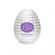 Tenga Egg Instant Masturbator - Spider | Male hygiene Tenga egg sex toys in India | Buy on Sexpiration.com