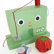 :) printable paper sewing machine