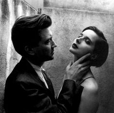 David Lynch e Isabella R.