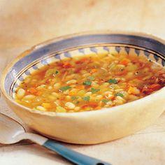 Great Northern Bean Soup | MyRecipes.com