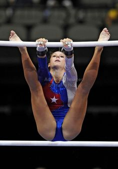 Alaina Johnson of Texas East - Gymnast on uneven bars - Womens Artistics Gymnastics Day 2 sports photography athletics athlete (Photo: Advanced Images of Texas) 2009 Visa Championship: Women's Competition (Aug. 12th - 15th)  at the American Airlines Center in Dallas, Texas @Kythoni #KyFun sport photography