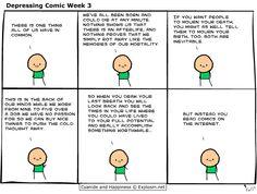 Depressing comic week 3
