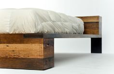 HAMILTON BED - PROJECT SUNDAY // HAND MADE IN THE USA