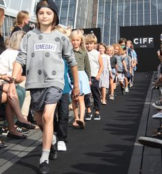 Welcome to #Ciff Kids the world of kids fashion! Soon our full report (126 pages) will be online on #ShowStyleKids.com