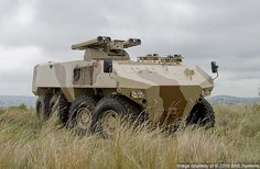 RG41 8x8 Wheeled Armoured Combat Vehicle - Army Technology