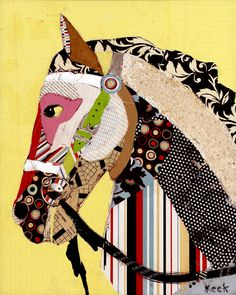 horse art - Google Search