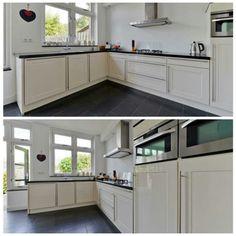 Te koop acacialaan 8 te leiderdorp luxe ruime jaren 39 30 woning in het oude dorp van - Moderne keuken in het oude huis ...