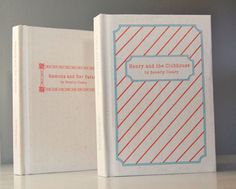 Poppytalk - The beautiful, the decayed and the handmade: DIY: Turn Old Paperbacks Into Custom Hardbacks