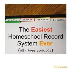 Check this system out and grab the FREE printable!