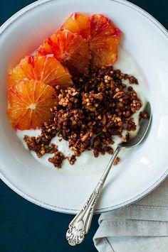 Life Love Food: Buckwheat Breakfast Bowl
