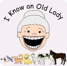 "Article with free samples of activities for various ""I Know An Old Lady Who.."" stories. (scroll down for the free sample activities)"