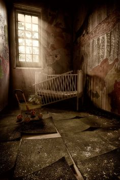 Children's Ward West Park Asylum, UK (by )