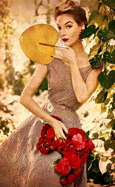 Harper's Bazaar ♥ May 1953