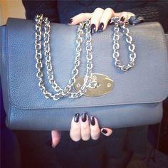 #HandbagSpy Mulberry Lily bag
